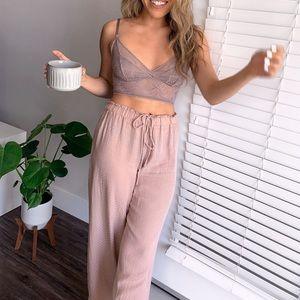 Felina Intimates & Sleepwear - Pink lounge pants